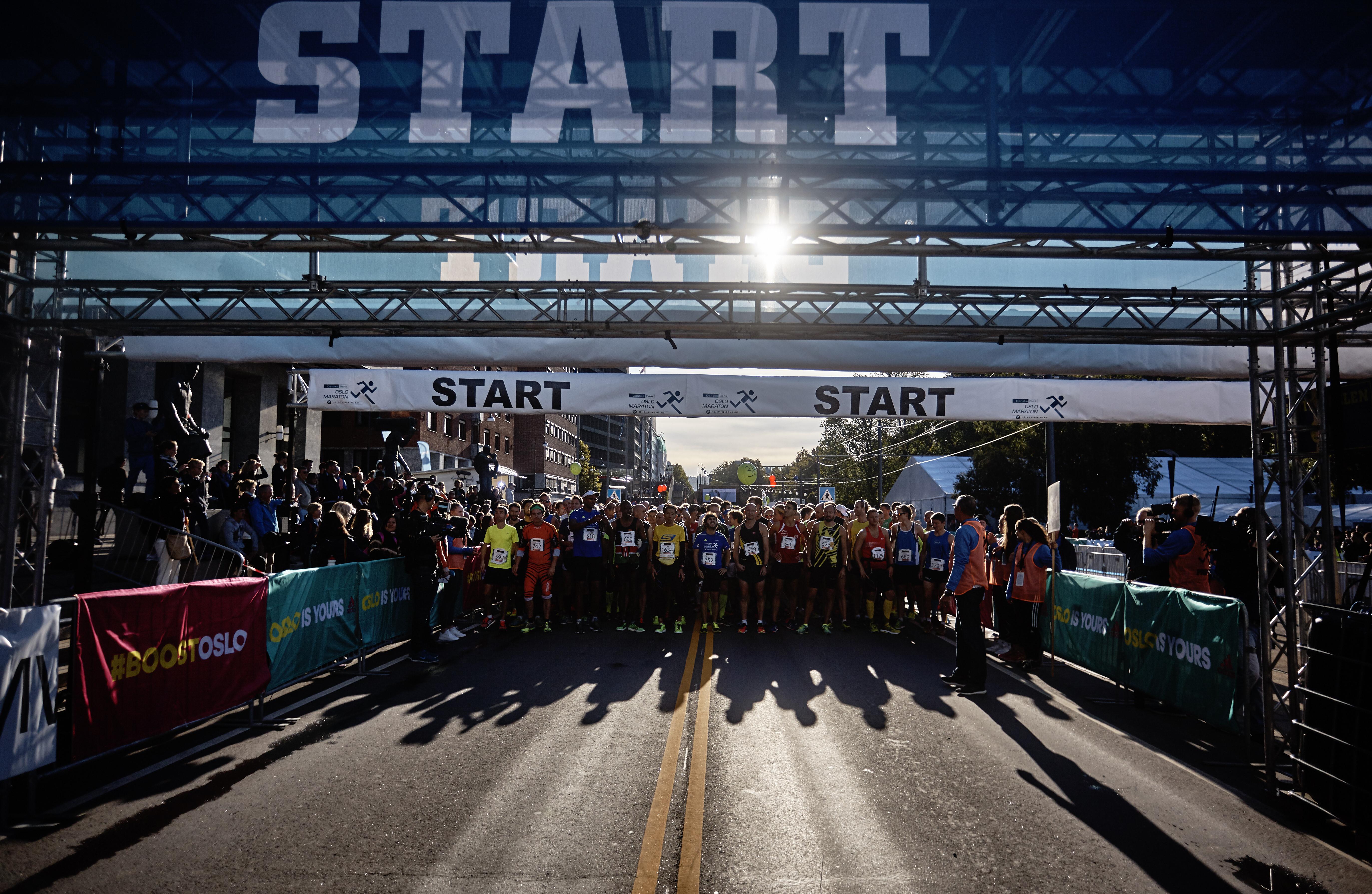 Marathon Oslo Maraton