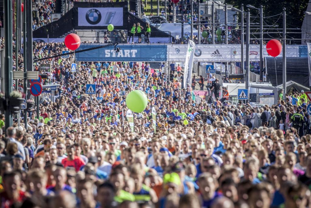Oslo Maraton 2015