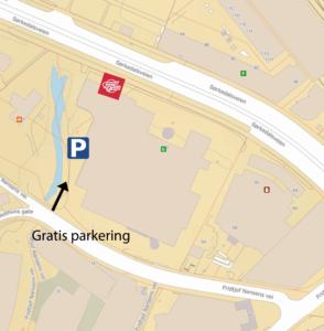 kart parkering